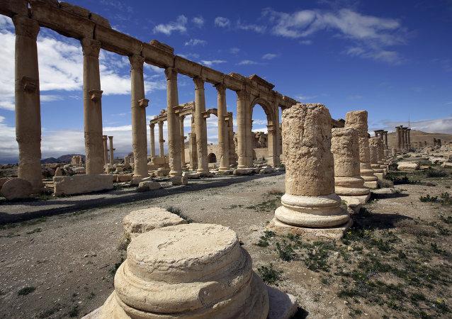 La ciudad de Palmira