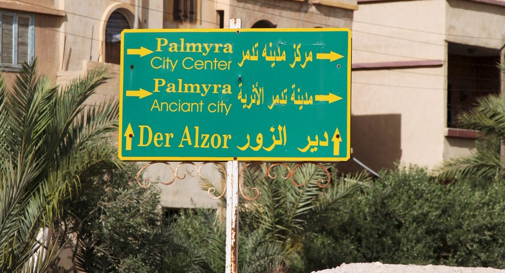 Eliminado un grupo de militantes de Daguestán y Uzbekistán durante combates en Palmira