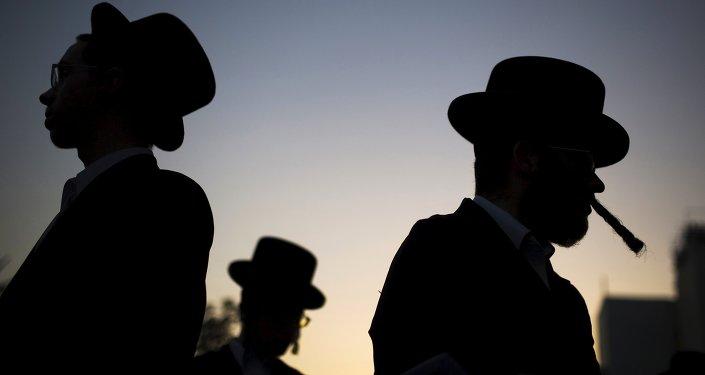 Judíos ultraortodoxos