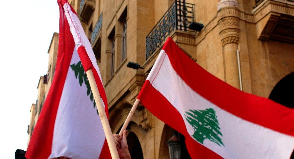 Banderas de Líbano