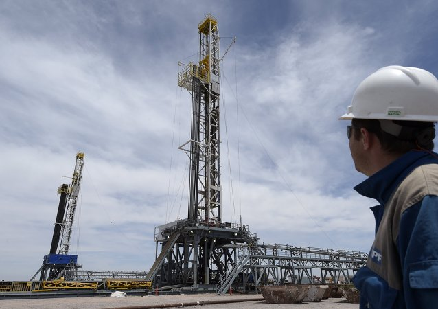 Petrolera estatal argentina YPF