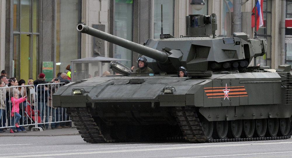 Carro de combate Armata (T-14)