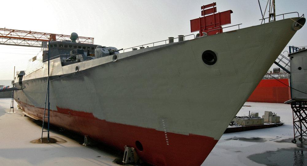 Fragata de clase Guepard 3.9 (proyecto 11661)
