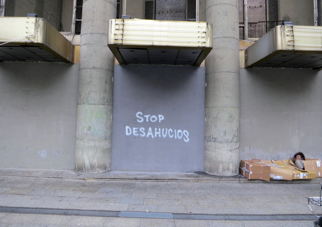 Anulan la ley de Andalucía contra los desahucios