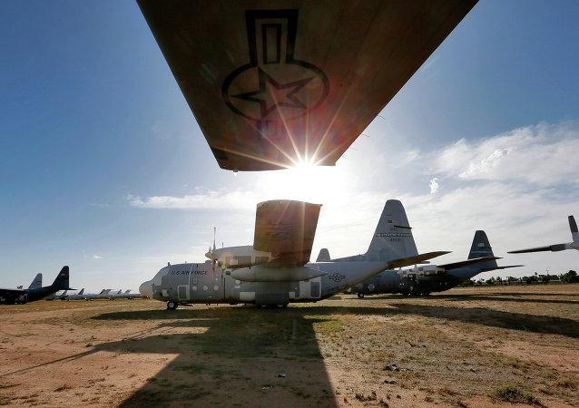 Aviones Hércules C-130