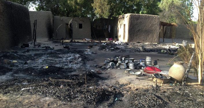Mueren 12 nigerianos en ataques terroristas de 5 mujeres suicidas