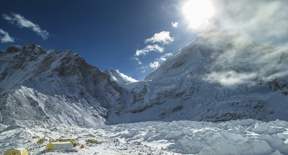 El Monte Everest