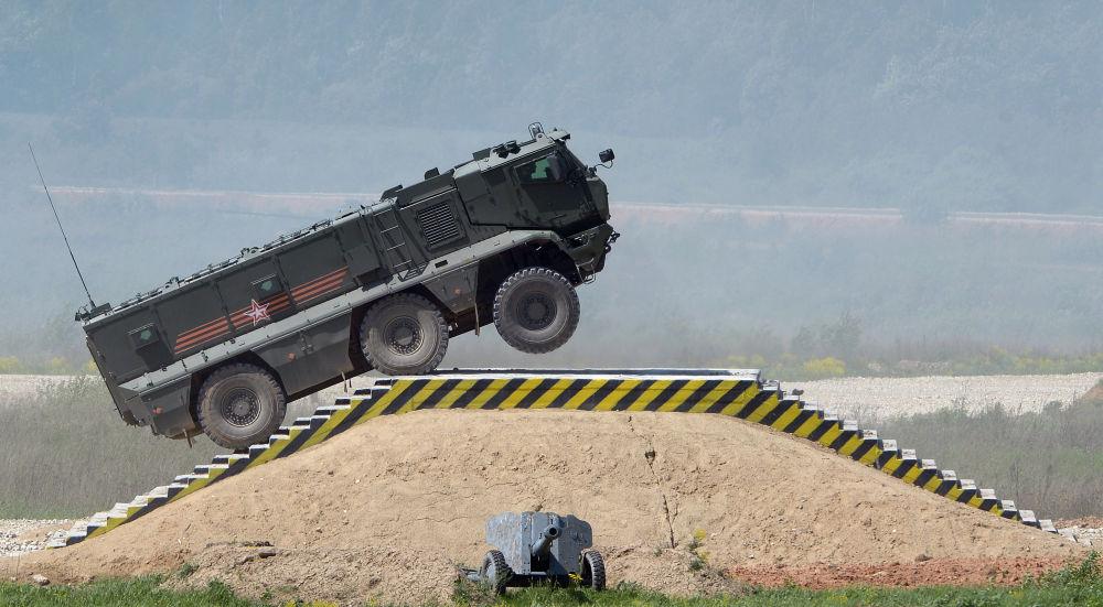 Vehículo blindado Taifún-K