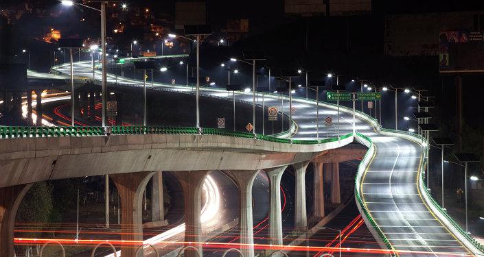 Viaducto Bicentenario en México