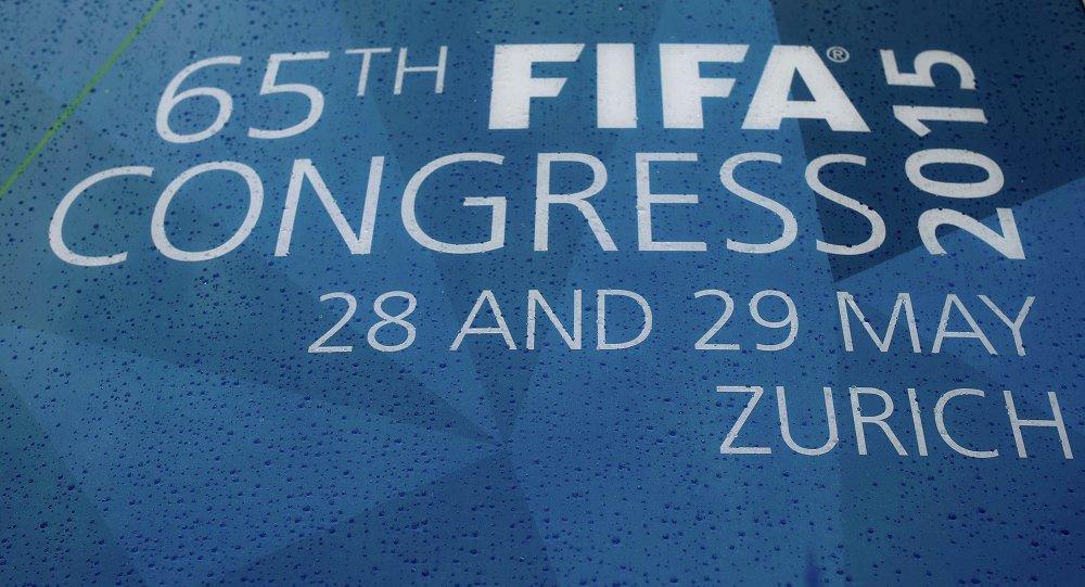 65 Congreso de la FIFA en Zúrich