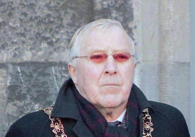 Christy Burke, alcalde de Dublín