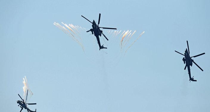 Helicópteros Mi-28