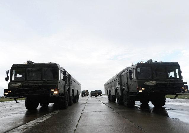 Sistema de misiles Bastión