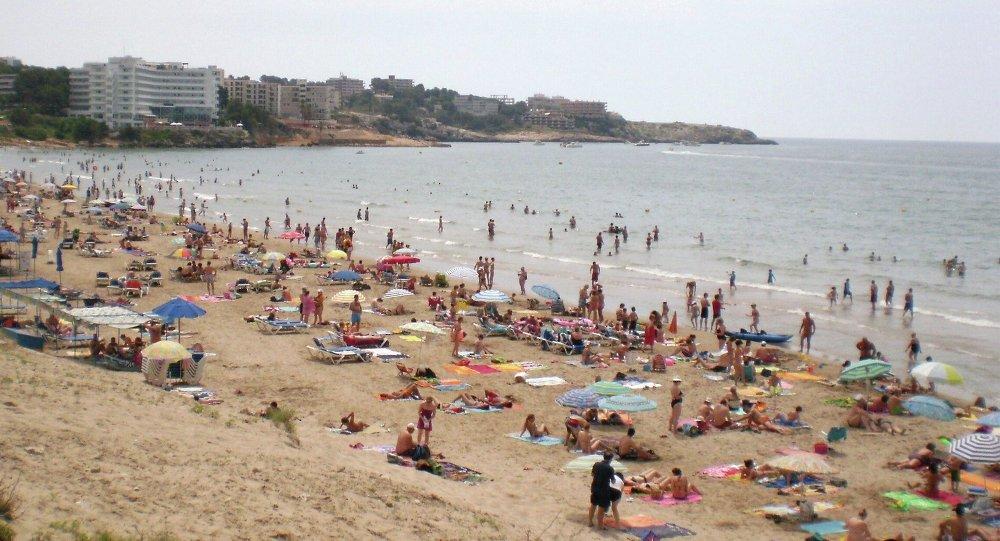 Playa de la Costa Dorada