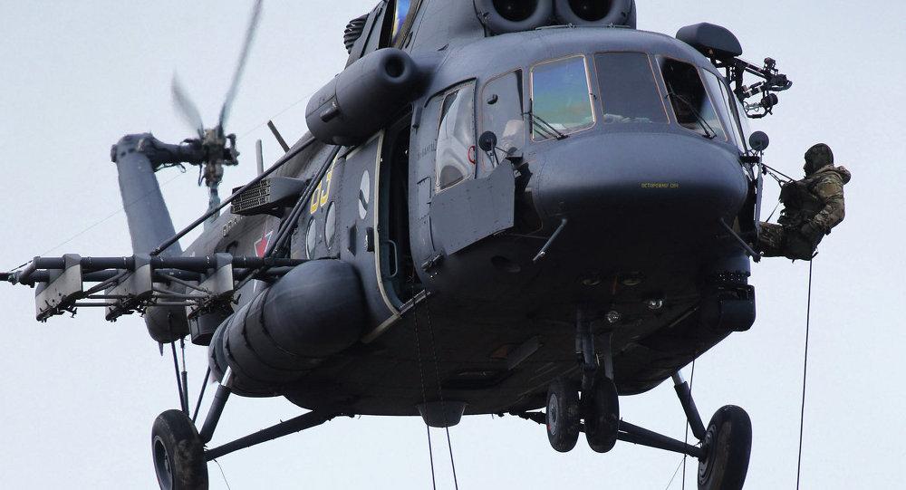 Tropas de élite rusas prometen convertirse en la mayor atracción de feria de armas