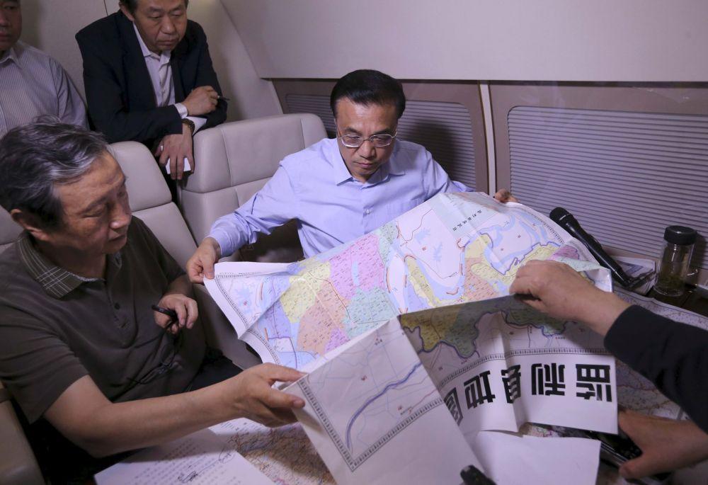 Naufragio del barco Estrella del Oriente en China