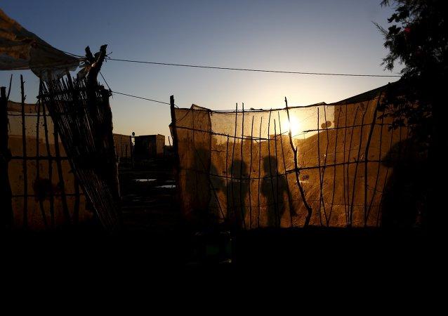 Descomposición social en México