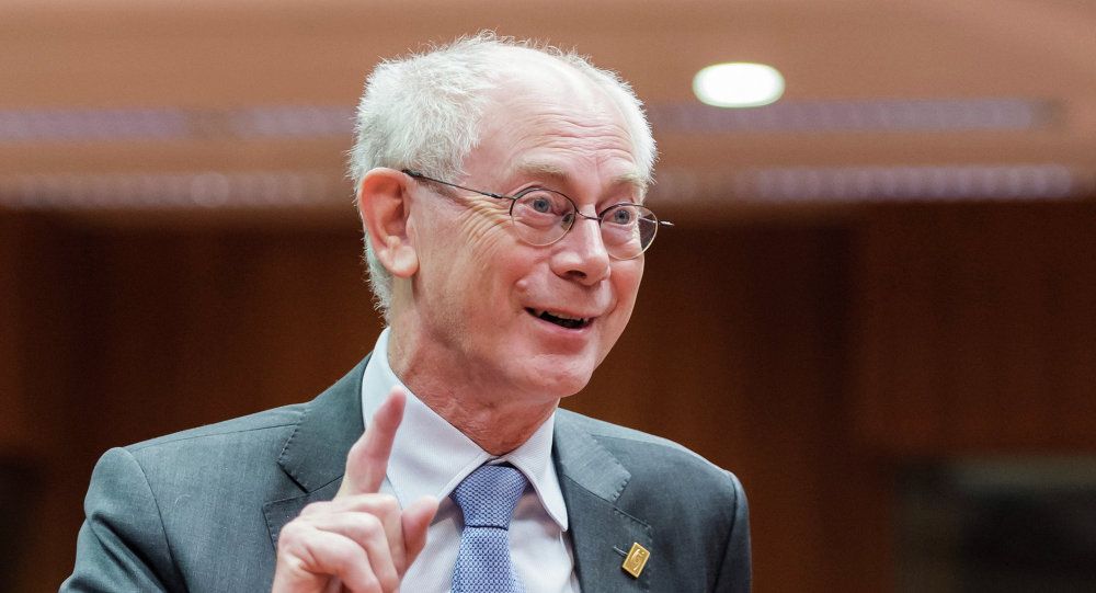 Herman Van Rompuy, expresidente del Consejo de Europa