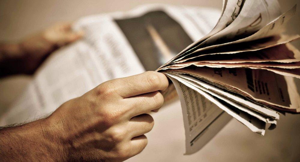 Revista de prensa latinoamericana