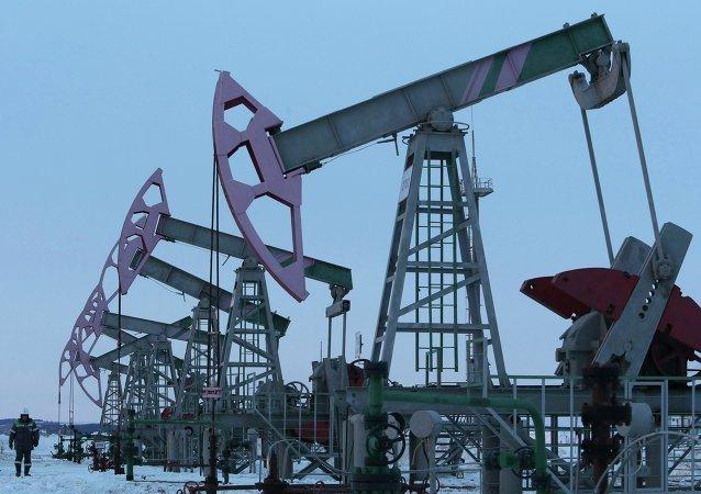 La producción de petróleo