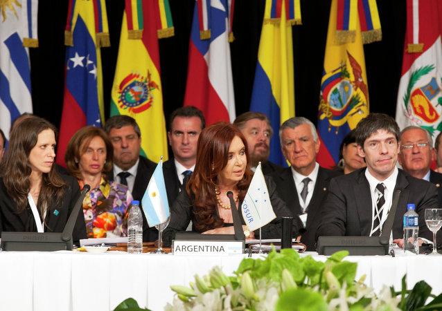 Cumbre de Jefes y Jefas de Estado del MERCOSUR (Archivo)