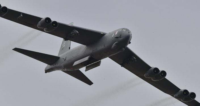 Bombardero B-52 Stratofortress