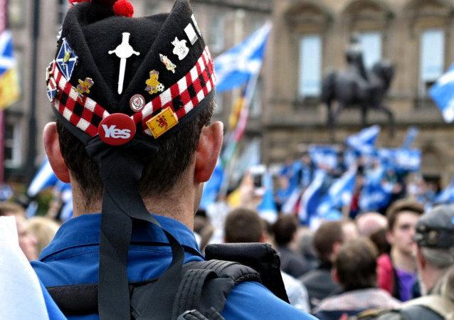 Referéndum de independencia de Escocia (Archivo)