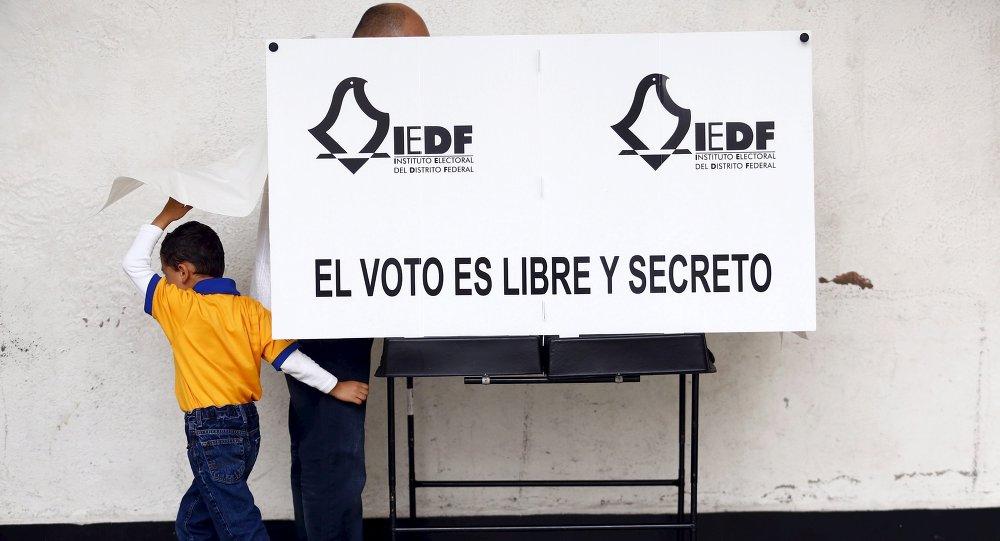 Tres presidenciables mexicanos para el 2018