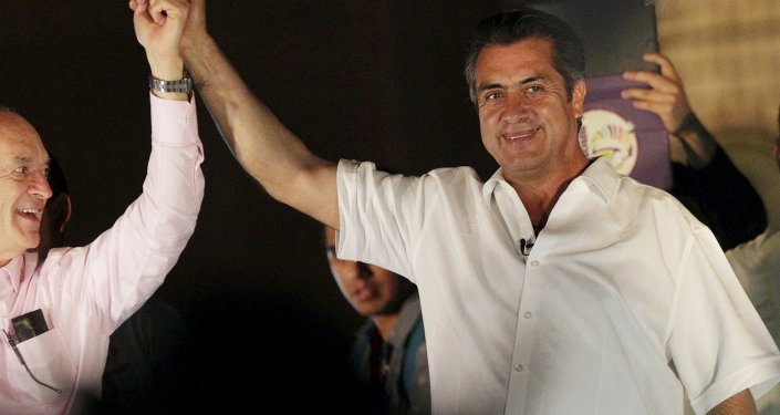 Jaime Rodríguez, alias El Bronco