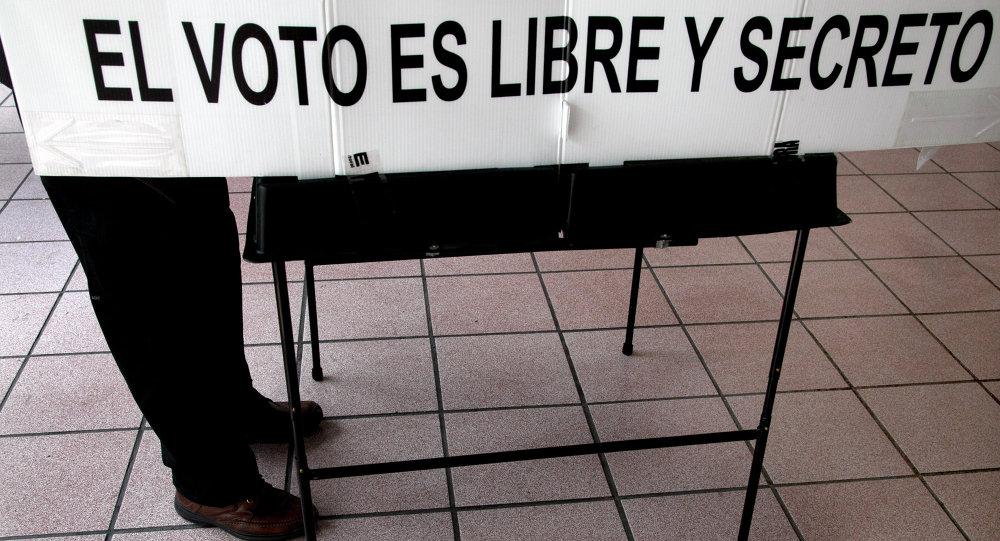 Elecciones en México (archivo)