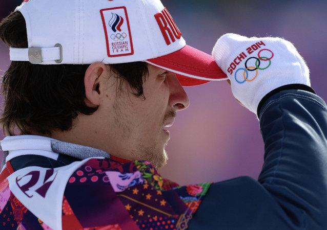 Vic Wild, campeón olímpico de snowboard