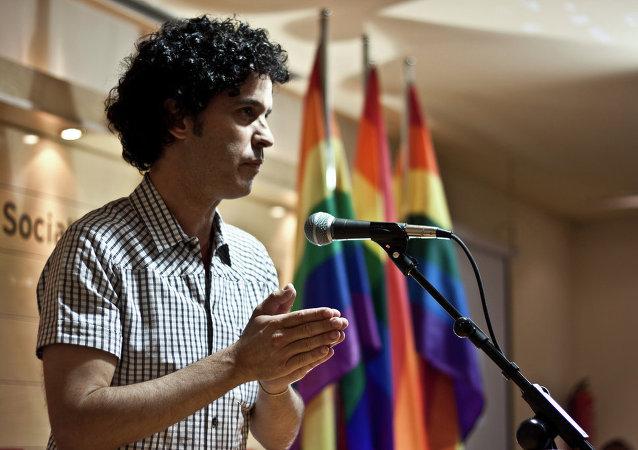 Pedro Zerolo (archivo)