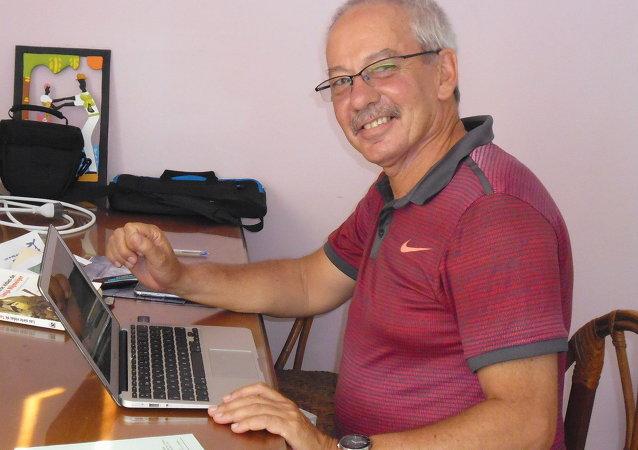 Jorge Enrique Botero, periodista y escritor colombiano