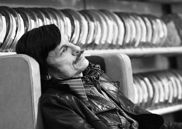 Andréi Tarkovski, director ruso