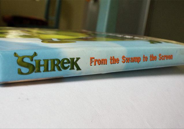 Libro sobre Shrek