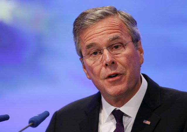 Jeb Bush, exgobernador de Florida