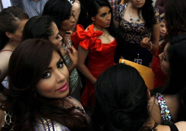 Mujeres mexicanas