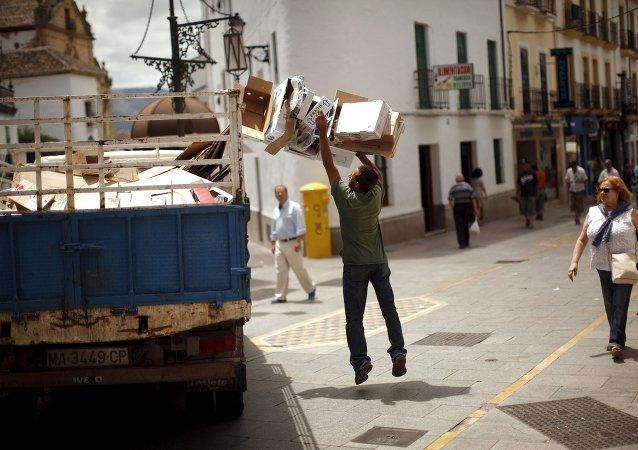 Los precios en España siguen en negativo por undécimo mes consecutivo