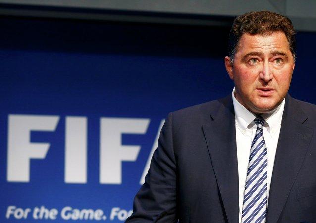 Domenico Scala, dirigente Comisión Electoral de la FIFA