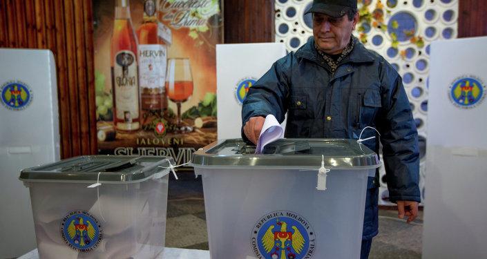 Elecciones en Moldavia (Archivo)