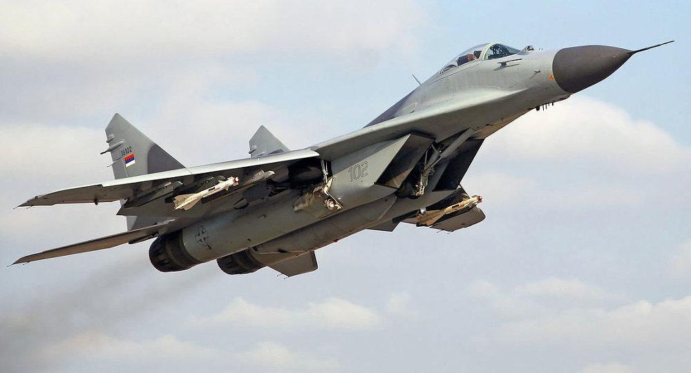 MiG-29 serbio