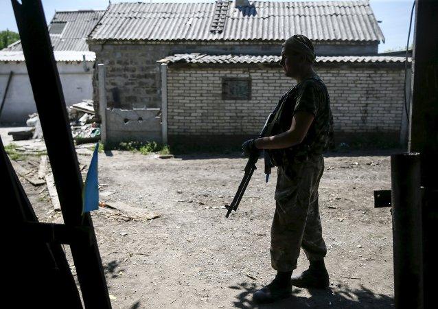 Kiev acusa de alta traición a dos militares que se unieron a milicias