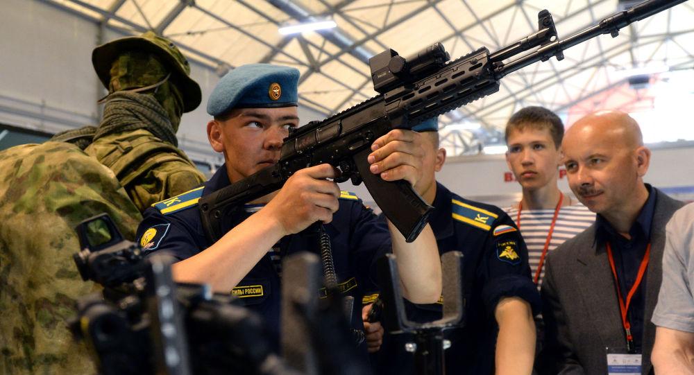 Fusil de asalto Kalashnikov АК-12