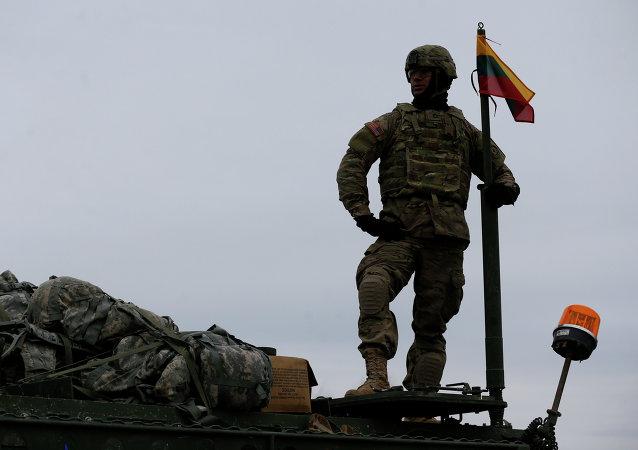 Lituania duplica en tres años su presupuesto en Defensa