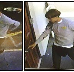 Dylann Roof, sospechoso del tiroteo en Charleston