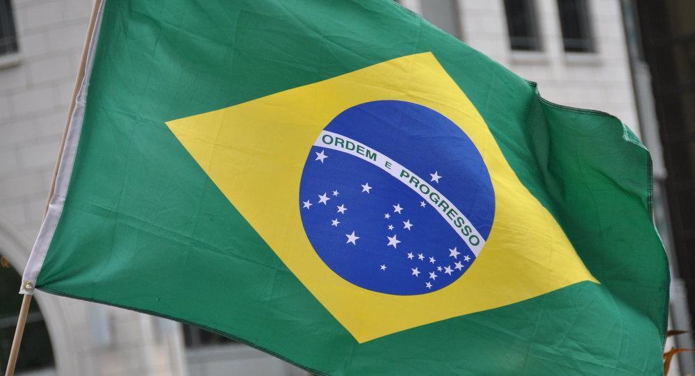 Bandera de Brasil (imagen referencial)