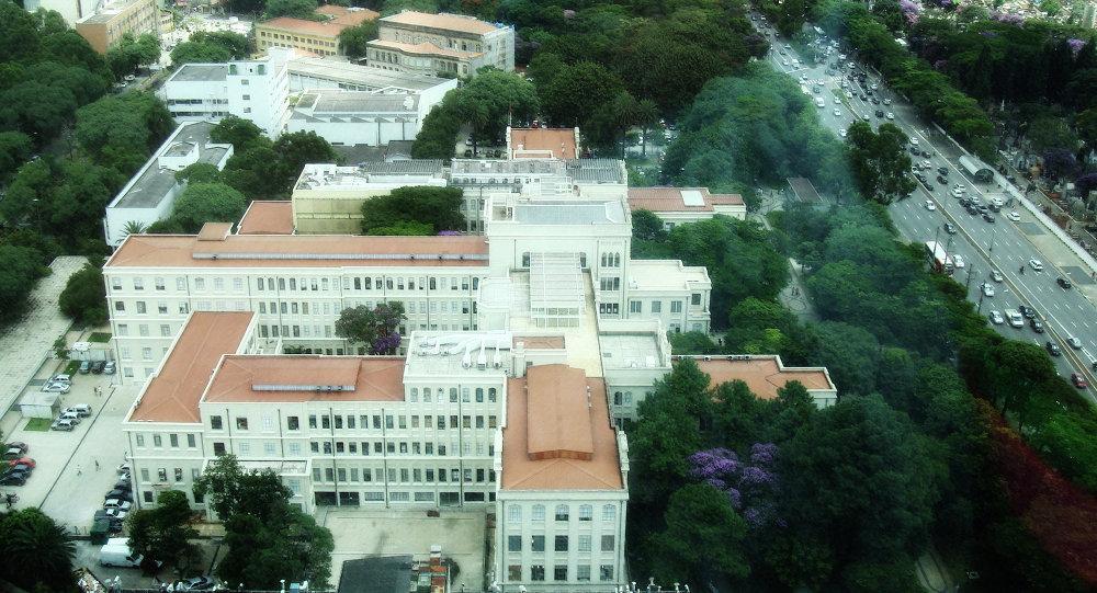 Медицинский факультет Университета Сан-Паулу, Бразилия