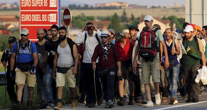 Hungría recibe el mayor flujo de 'sin papeles', dice Orban