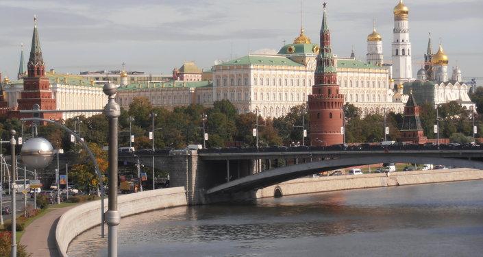 Orillas del río Moscú
