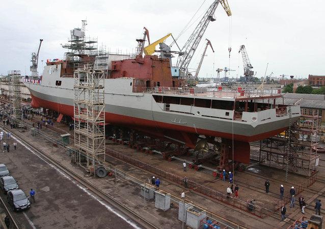 Fragata del proyecto 11356